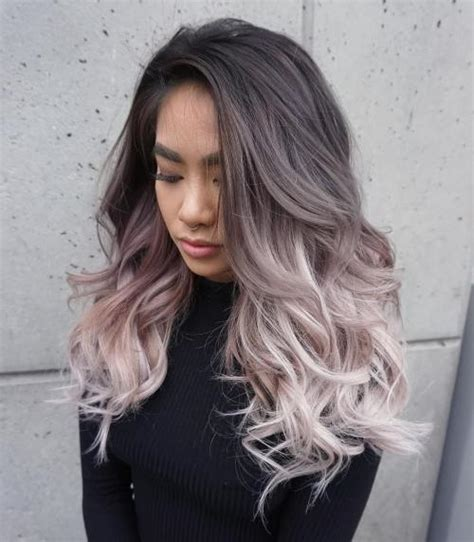 hair color for graying hispanic women 30 modern asian girls hairstyles for 2018