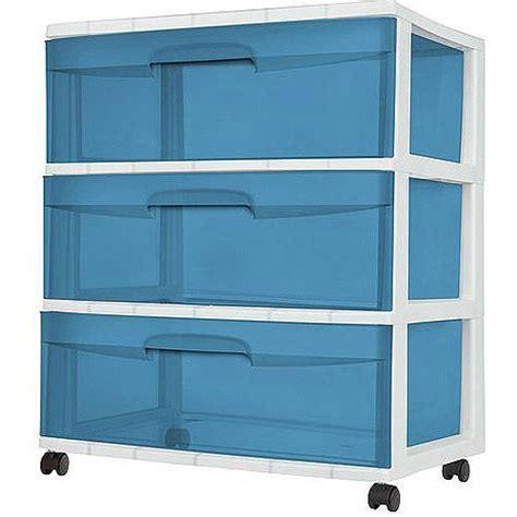 Sterilite Large 3 Drawer Cart by Sterilite 3 Drawer Wide Cart Loft