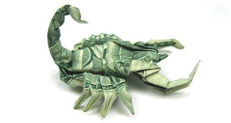 1 Dollar Origami - origami numberseventysix