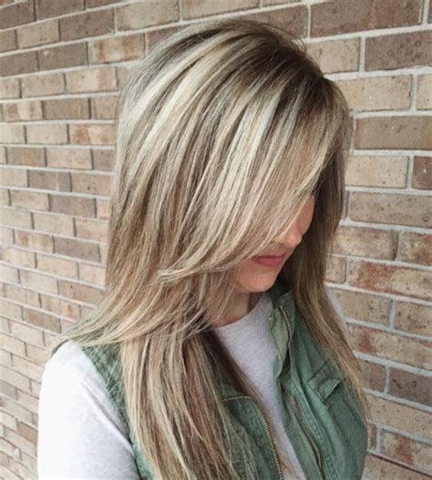 40 fabulous blonde hair ideas with lowlights most beautiful dark hair with highlights for dimension dark brown hairs