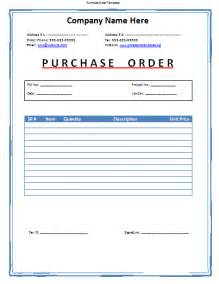 purchase order template word free purchase order template word templates