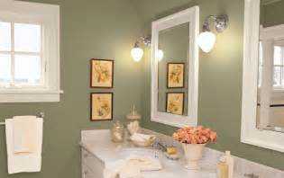 Bathroom Wall Color Ideas Popular Bathroom Paint Colors Walls Home Design Elements