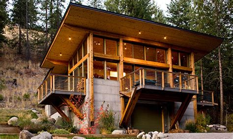modern mountain log cabin plans beautiful log cabins