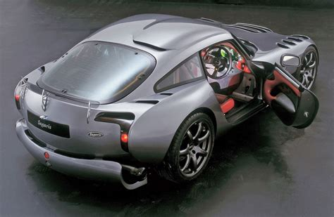 Tvr Cost Picture Of 2007 Tvr Sagaris