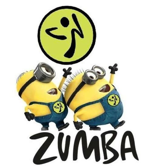 Imagenes De Minions Zumba   i would do zumba more often i can only do zumba gold at