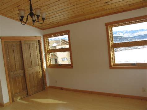 Whitewash Interior Walls by Pine Plank Ceiling Whitewashed Walls Wood Trim Wood