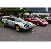 Lancia Stratos HF Group 4  Chassis 829AR0 001580