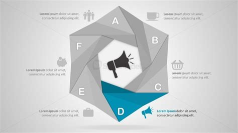 Origami Process - creative origami process powerpoint template slidemodel