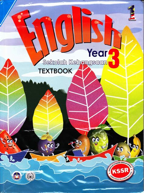 Buku Legenda 4 In 1 buku teks kssr year 3 bhg 1 pdf