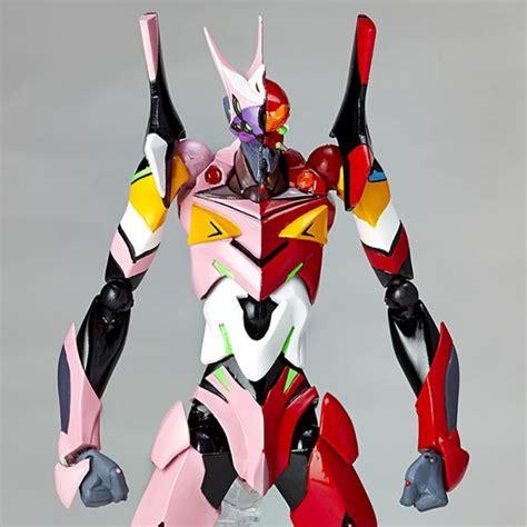 Kaiyodo Xebec Evangelion Unit 02 Figure Neon Genesis evangelion unit 02 08 revoltech kaiyodo neon genesis asuka rei new figure ebay