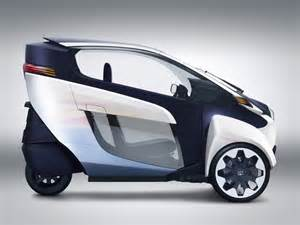 I Road Toyota Toyota I Road Concept Photo Gallery Autoblog