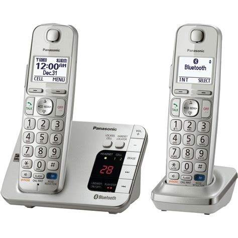5 best cordless telephone sets for senior citizens 2017