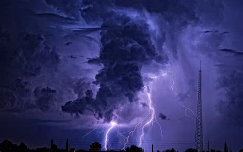 iphone wallpaper hd lightning lightning full hd wallpaper and background 1920x1200