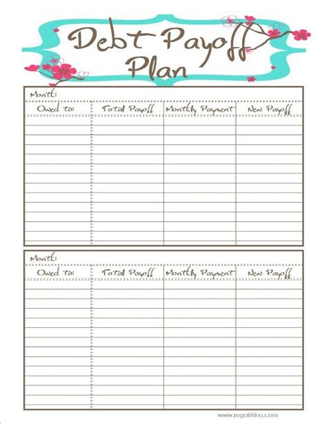 budget template to pay debt 17 best ideas about home budget worksheet on