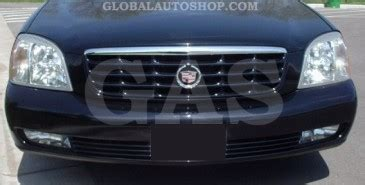 Cadillac Deville Chrome Grill Custom Grille Grill