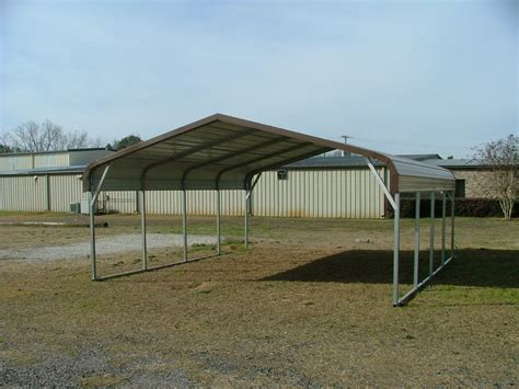Shed Roof Carport Plans by Regular Style Roof Carport 18 X 21