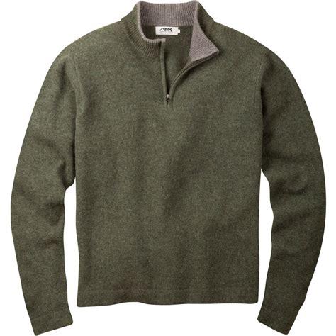 Hoodie Zipper Sweater C O C mountain khakis lodge 1 4 zip sweater s