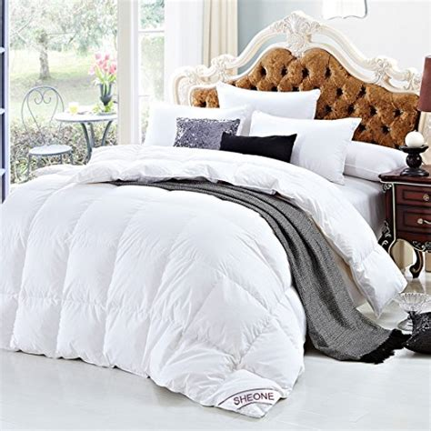100 goose down comforter 70 discount on white goose down comforter full queen size
