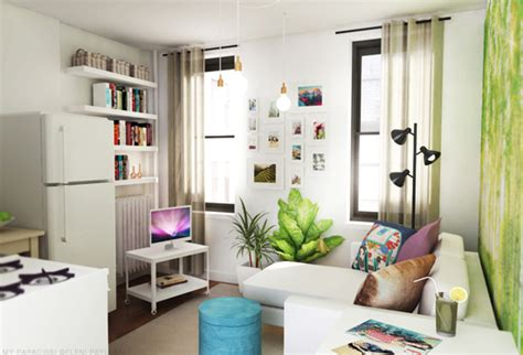 Tiny Apartment Furniture tiny studio apartment decoration my paradissi