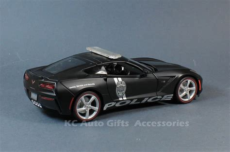 police corvette stingray maisto 36212 2014 chevrolet corvette stingray z51 police