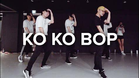 tutorial dance exo kokobop ko ko bop exo kasper x mihawk back choreography youtube