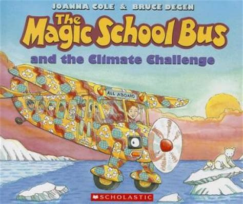 Climate Challenge The by The Magic School And The Climate Challenge Joanna