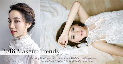 2018 Wedding Makeup Trends   Hong Kong Wedding Blog