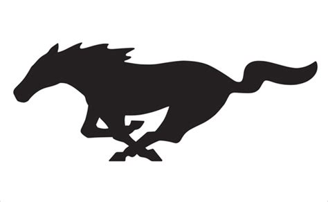 mustang horse logo from sketch to production evolution of the ford mustang
