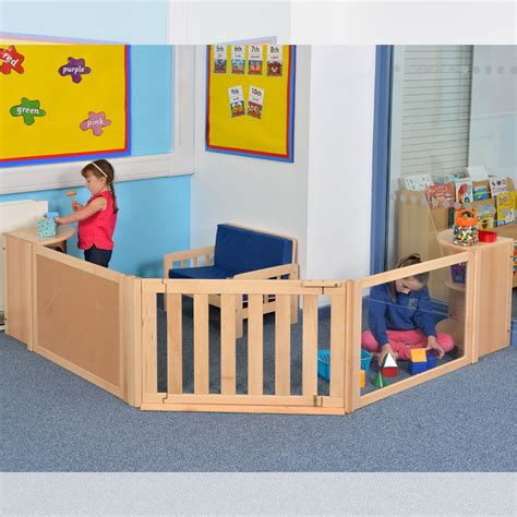 Nursery Room Divider Room 6 Children S Panelled Play Zone