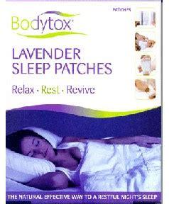 Bodytox Detox Foot Patches by Bodytox Sleep Patches Lavender Sleep Patches Pakcosmetics