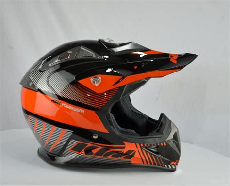 Helm Cross Ktm Casco Ktm Helmet Moto Casque Helm Motocross Enduro Cross