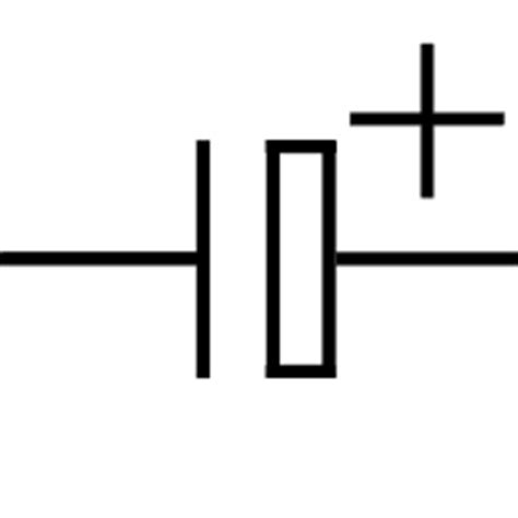 electrolytic capacitor schematic symbols schematic symbols the essential symbols you should