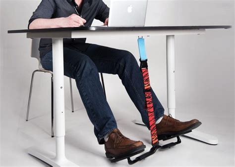 desk swing for legs hovr the desk swing for your aims to