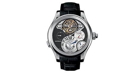 montblanc villeret 1858 exotourbillon chronographe the