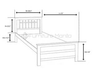 xhenna day bed with trundle furniture manila philippines