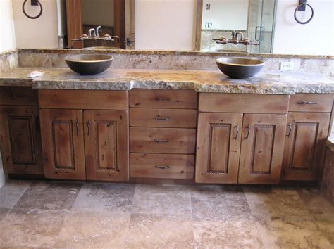 rustic bath vanities utah swirl woodcraft
