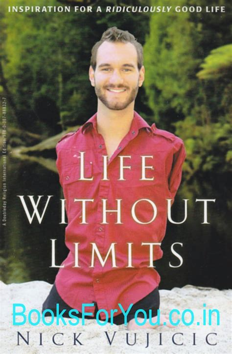 nick vujicic biography in hindi language life without limits books for you