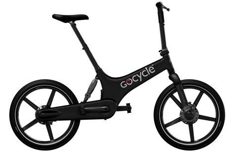 E Bike E Go by Gocycle G2 Portable Electric Bike