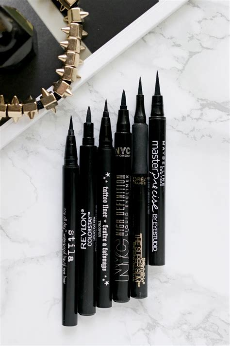 best liquid pen eyeliner best liquid pen eyeliners thirteen thoughts