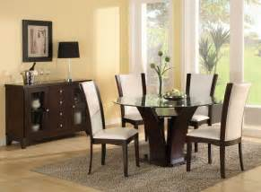 Modern Black Dining Room Sets Black And White Dining Room Decorating Ideas Room Decorating Ideas Home Decorating Ideas