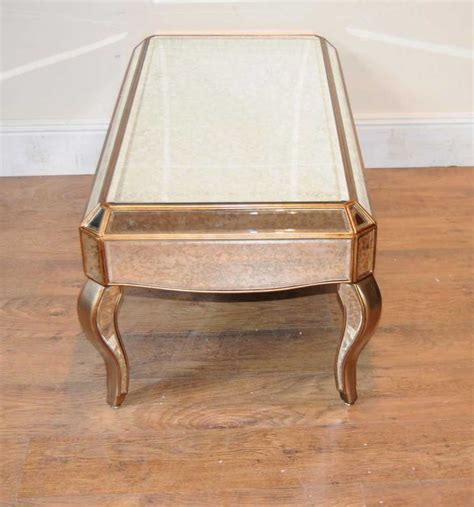 mirror coffee table furniture mirrored coffee table cocktail deco mirror furniture
