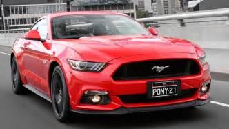 Used Fleet Cars For Sale Australia Ford Mustang Joins Hertz Rental Fleet In Australia Car