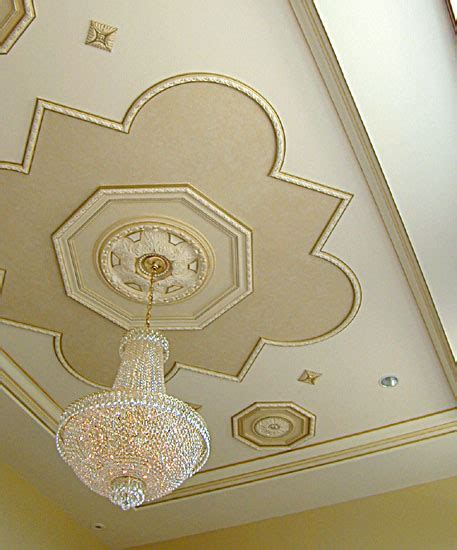 dining room ceiling design and architectural details