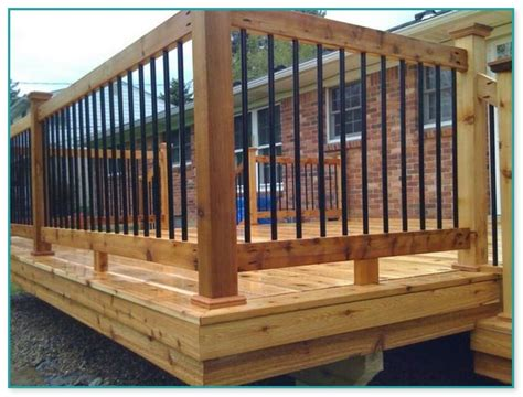aluminum deck balusters wholesale