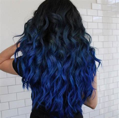 What To Dye Your Hair When Its Black | best ombre hair 41 vibrant ombre hair color ideas love