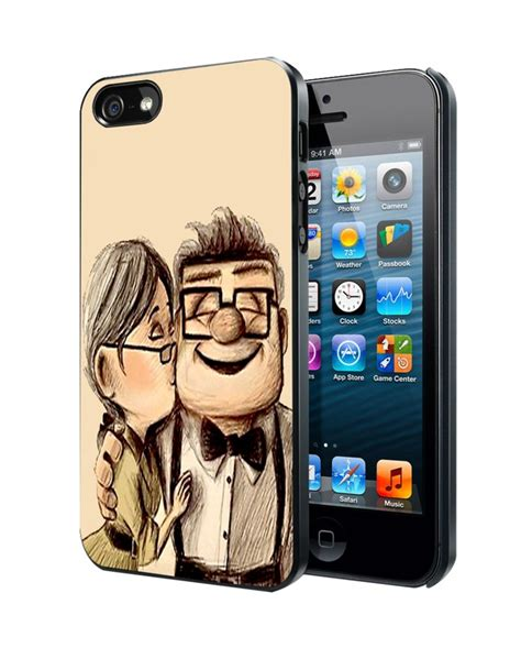 Iphone Iphone 5 5s Disney Pixar Cars 2 Cover disney pixar carl and ellie samsung galaxy s3 s4 iphone 4 4s 5 5s 5c ipod touch