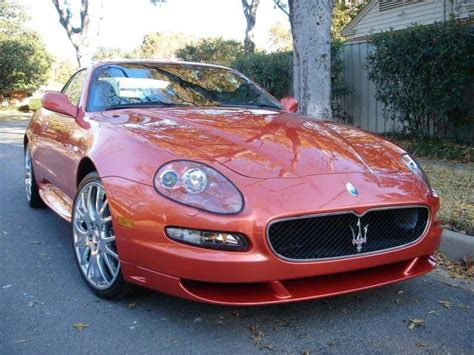 old car manuals online 2006 maserati gransport transmission control maserati gransport review top speed