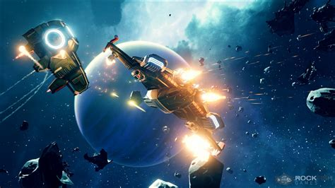 unreal engine android live wallpaper new combat space game everspace shown off in amazing