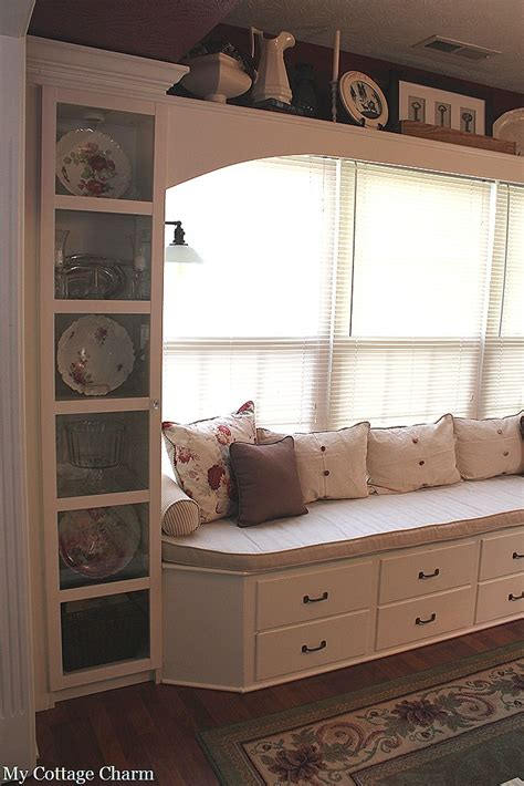 Build Your Own Living Room | build your own window seat teen girl rooms window seat