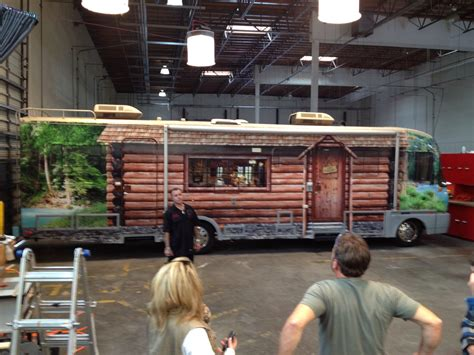 check out log cabin trailer wrap at gator wraps if you re